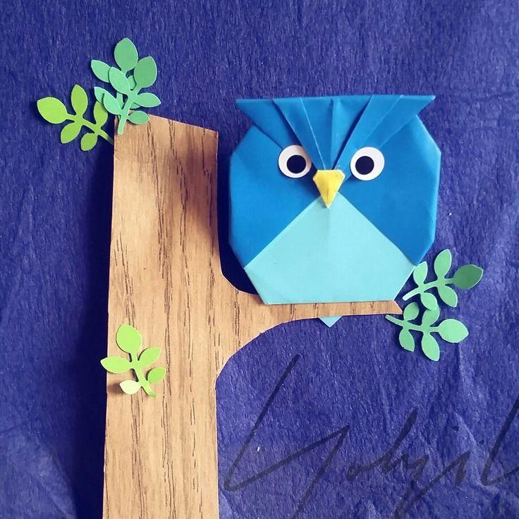 Origami owl  Designed by Majomajo