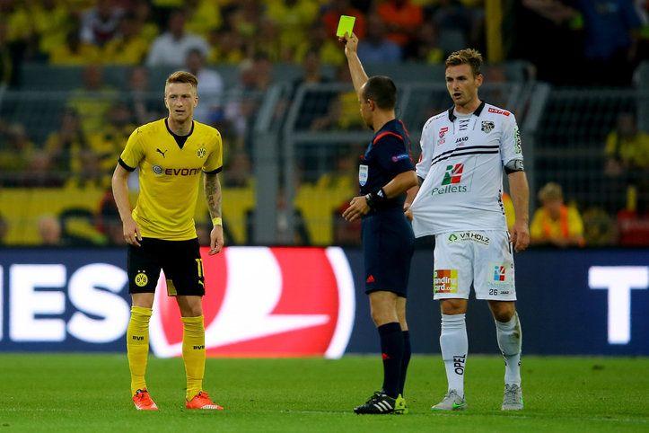 Borussia Dortmund v Wolfsberg - UEFA Europa League: Third Qualifying Round 2nd Leg