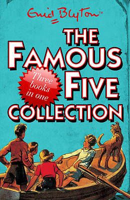 The famous Five Collection - Three books in one-Enid Blyton FIC BLY Donated by Mr McConkey