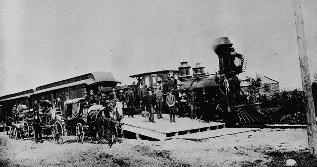 Canadian Pacific: The Last Spike