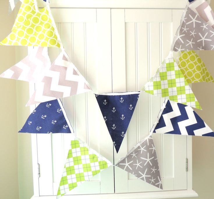 Navy Blue Burlap baby shower | ... , Lime Green Argyle, Circle, Baby Boy Nursery Decor, Baby Shower