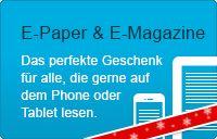Zeitschriften Abo, Fachzeitschriften Abo und epaper (Zeitschriften-PDF) am Online-Kiosk