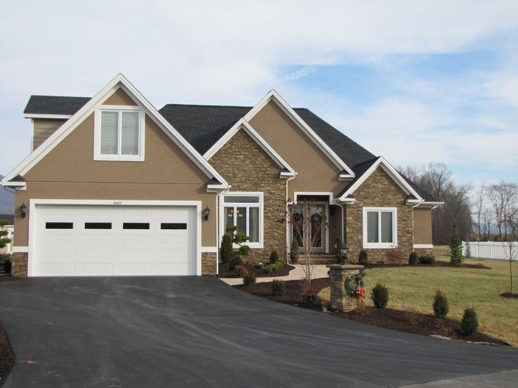 12 best images about exterior stucco paint colors on pinterest exterior shutters exterior - Best exterior stucco paint decor ...