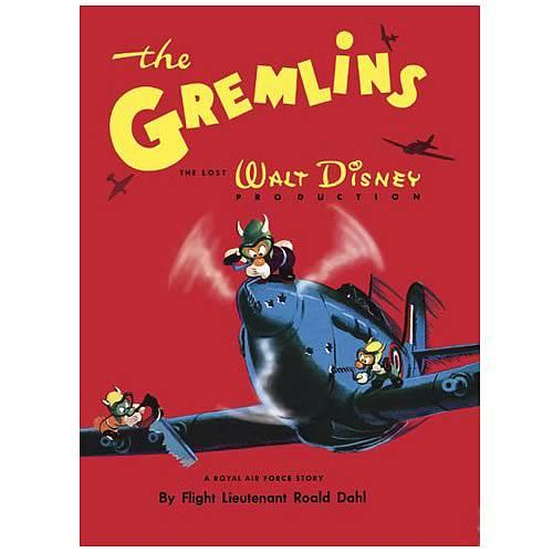 """Roald Dahl wrote his first book, """"The Gremlins"""", for Walt Disney, in 1943, and the story was later made into a film."""