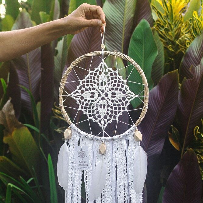 New Magic White Dreamcatcher  Already available in shop