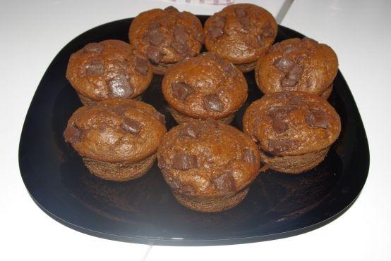 A világ legfinomabb csokis muffinja (és a legegyszerűbb is) Fotókkal lépésről lépésre
