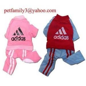 Best Adidas dog clothes for sale