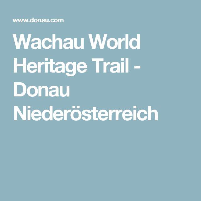 Die besten 25+ Wachau Ideen auf Pinterest - gartendeko aus polen