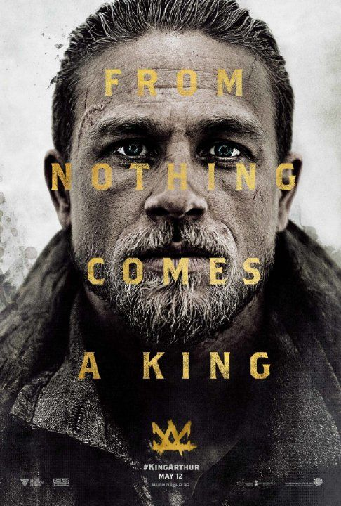Charlie Hunnam in King Arthur: Legend of the Sword - From Nothing Comes A King
