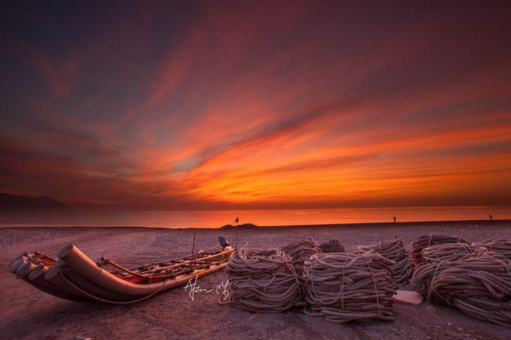 https://flic.kr/p/zaeyYz | 七星潭火燒雲日出 縮時攝影  TimeLapse / https://youtu.be/3KqrNHDRarI | Taiwan Hualien Sunrise Chihsingtan beach   TimeLapse youtu.be/3KqrNHDRarI