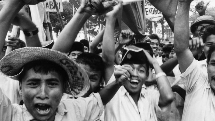 Time running out for witnesses of Indonesia's darkest hour - BBC News