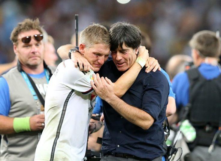 WM-Titel für Deutschland - So feiern die Spieler