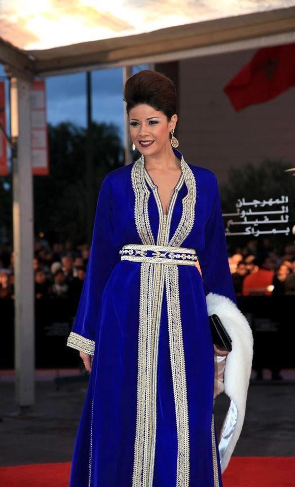 Leila hadioui Au Festival international du film de Marrakech 2012