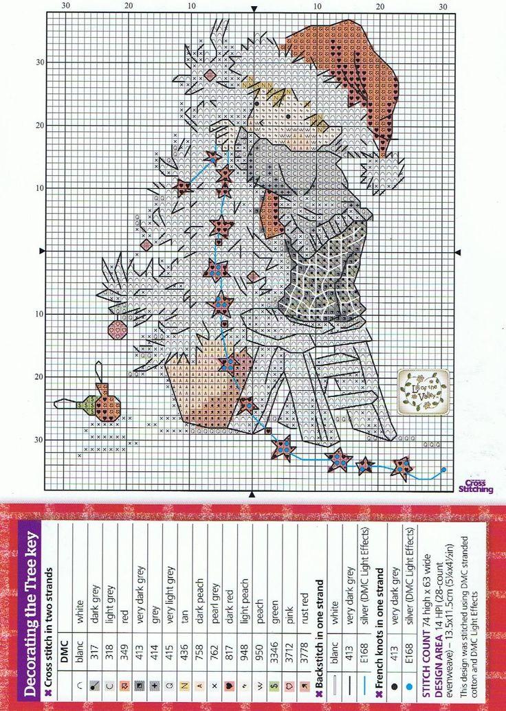 My Cross Stitch Gallery cross stitch chart