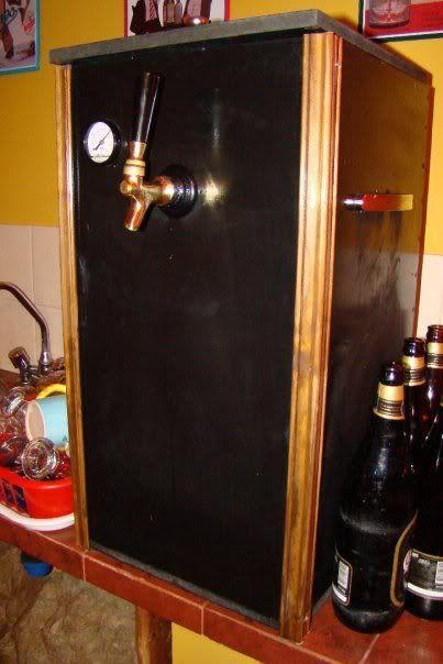 chopera para cerveza de botellas construida por mi - Taringa!