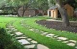 Vialetto giardino fai da te (Foto