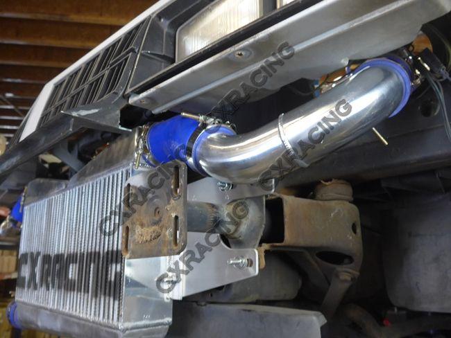 Twin Turbo Header Intercooler Kit For G-Body LS1 LS Motor