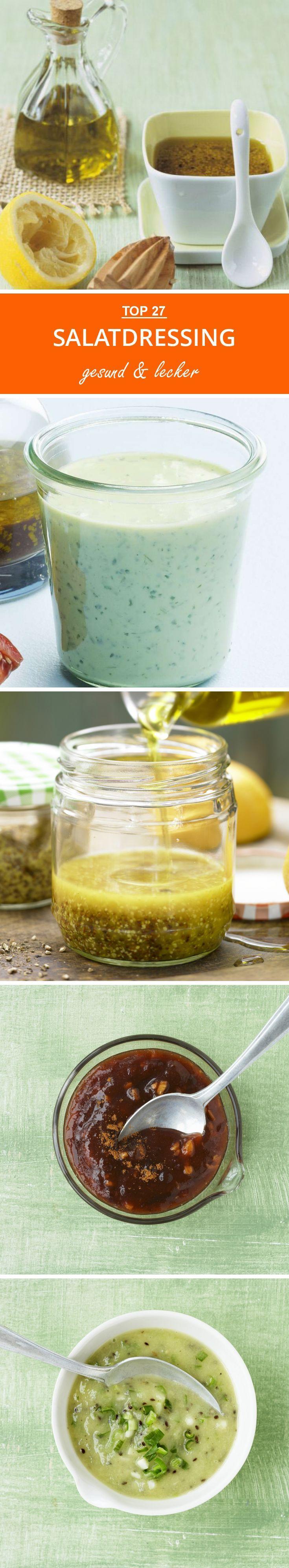 DIY: Salatdressing | eatsmarter.de