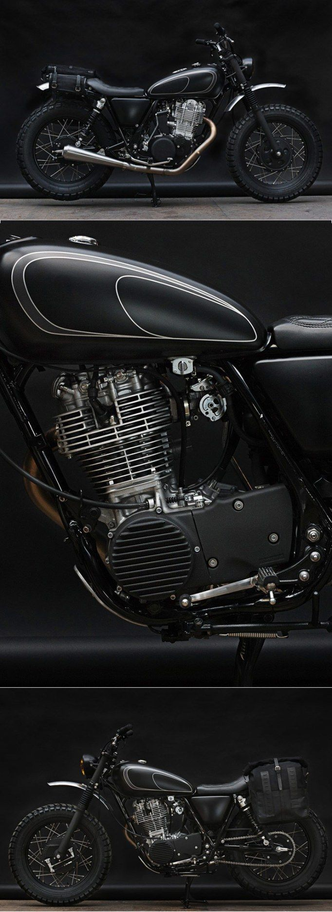 Wrenchmonkees Yamaha SR 400