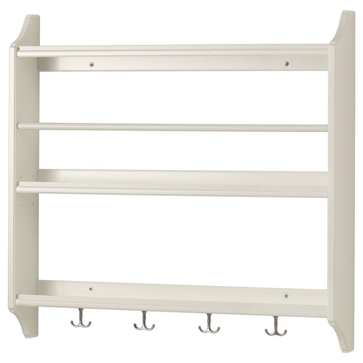 STENSTORP Plate shelf - IKEA | Perfect for kids books and little clothing and accessories