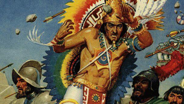 Quien mató a Moctecuhzoma -  Moctezuma o Motecuzoma II fue el gran tlatoani al que correspondió protagonizar los primeros episodios de la caída de Tenochtitlan. Su linaje paterno lo hace hijo de Axayácatl y su descendencia maternal, nieto de Nezahualcóyotl. La pluma del cronista Francisco Cervantes de Salazar (Toledo, ¿1514? – México, 1565) lo describe delgado, ágil, hábil en los ejercicios militares, buen arquero y de temperamento grave y ceñudo. Fue elegido Huey Tlatoani tras la muerte de…
