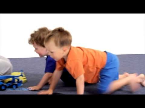 Ranní rozcvička - sportovní aktivity ve školce - YouTube