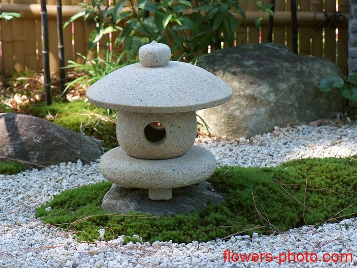 Japanese Concrete Lantern A Diy Project Instructions   Google Search