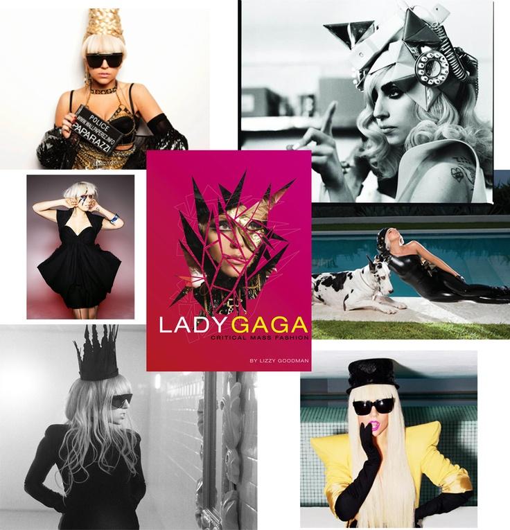 #LadyGaga #fashion #book
