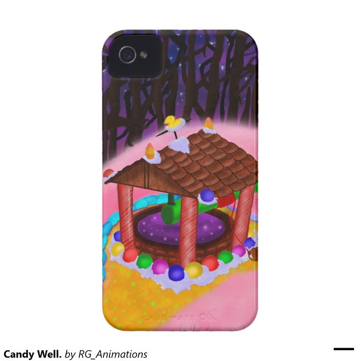 Candy Well. Case-Mate iPhone 4 Case