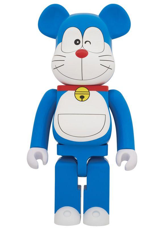 Doramon x Medicom Toy Bearbrick