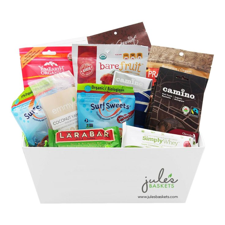 8 best snacks gift baskets images on pinterest gift basket gift sweets treats baskets 9799 by jules baskets treats snacks organic glutenfree negle Gallery