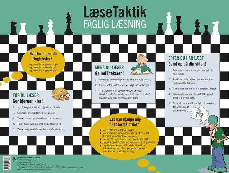 Dansk til mellemtrin | Gyldendal Grundskole | Tips om læsning