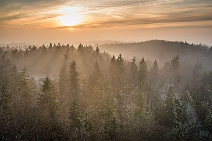 The last sunset of 2013 by Robert Manuszewski on 500px