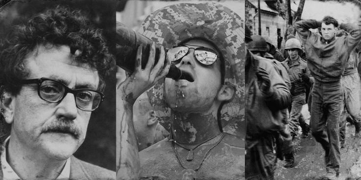 DUFFEL BLOG PRESENTS: Kurt Vonnegut