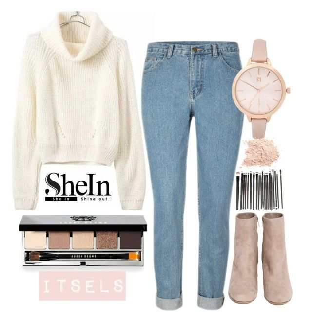 """Senza titolo #133"" by itsels on Polyvore featuring moda, Bobbi Brown Cosmetics e River Island"