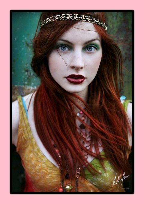 Rötlich-braune Haare Farben Ideen im Jahr 2018