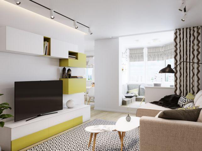 Apartament de 3 camere functional amenajat pentru o familie cu copil - imaginea 1