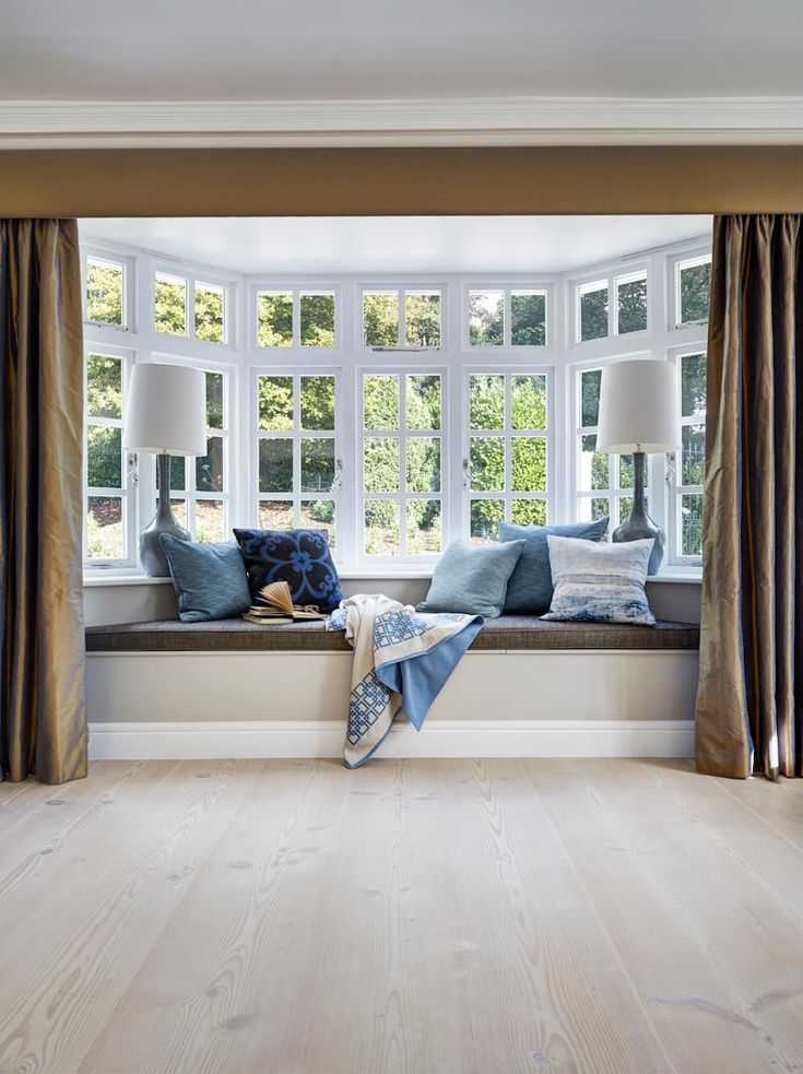 Luxury Floor to Ceiling Bay Windows