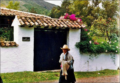 Villa de LEYVA campesina