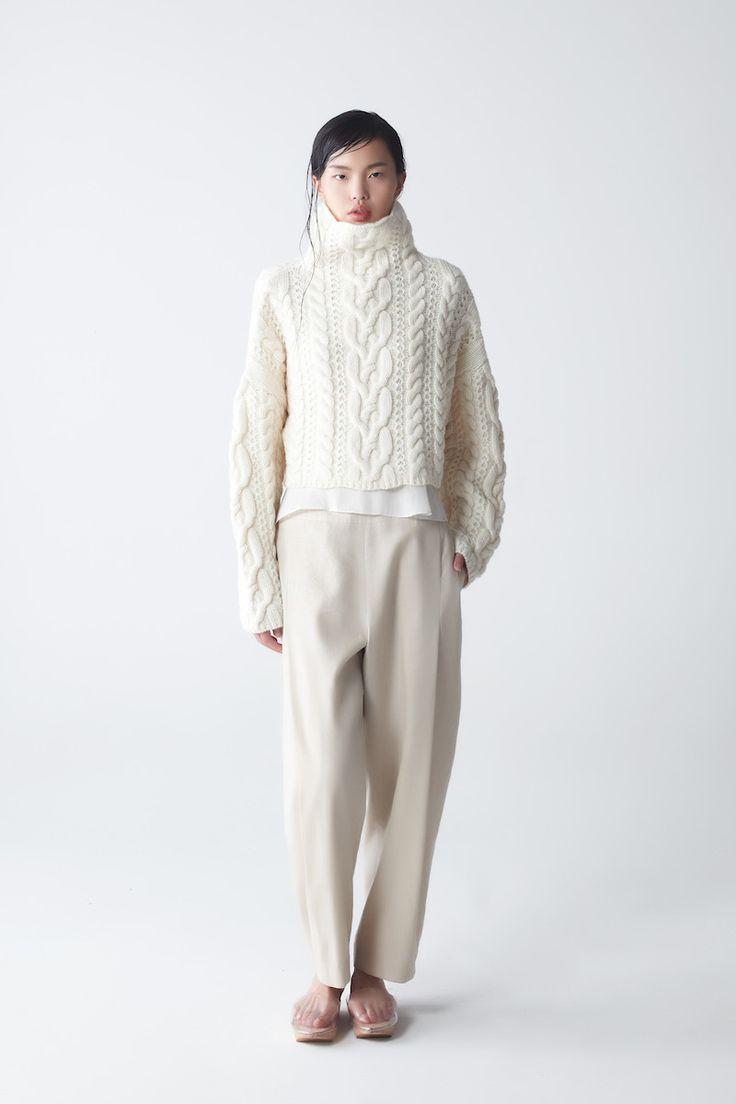 Elija Wool Sweater | NEEMIC