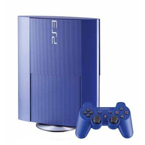 The Sony PS3 Hardware System is a gaming powerhouse. Sony PlayStation 3 System Built-in 250GB Hard Drive One controller One AC cable One standard AV cable One USB controller cable Wireless online connectivity