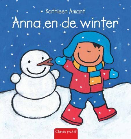 Anna in de winter | Kathleen Amant