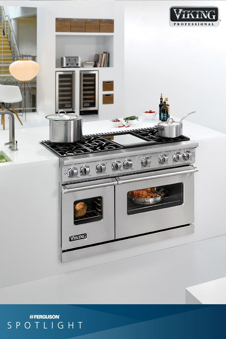 Like In Commercial Kitchens The 7 Series Ranges From