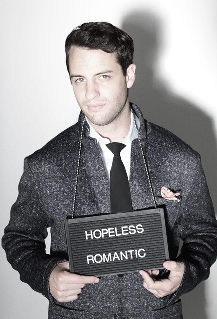 Hopeless romantic men