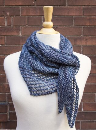 Autumn Scarf By JumperCablesKnitting - Purchased Knitted Pattern - (ravelry)  loop