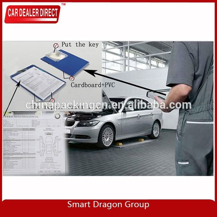 hot selling newest auto repair clipboard with metal clip