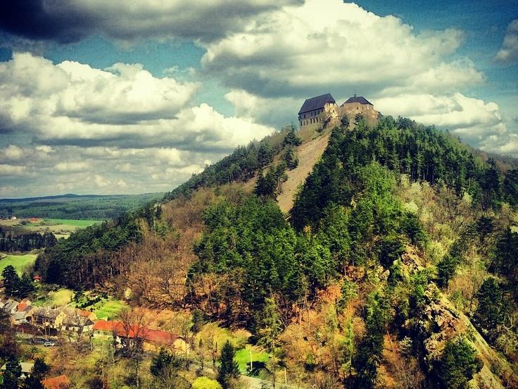 Točník Castle (CZ)