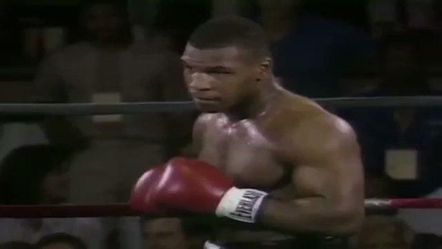 On This Day 1986, Mike Tyson records his fastest finish of his pro career with this 30 second KO of Marvis Frazier
