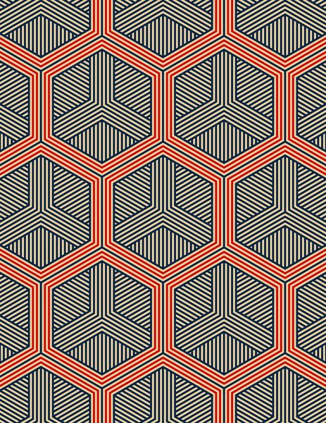 Hexagon No. 1, Martin Isaac on Society6 Handmade tiles can be colour coordianated and customized re. shape, texture, pattern, etc. by ceramic design studios