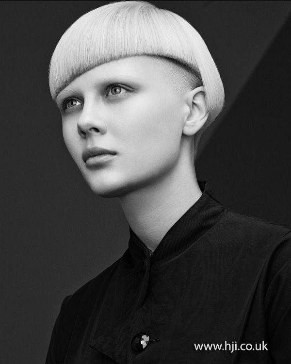 Akin Konizi - British Hairdresser of the Year Nominee
